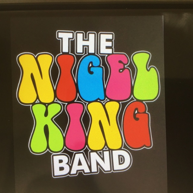 The Nigel King Band & The Mavrix
