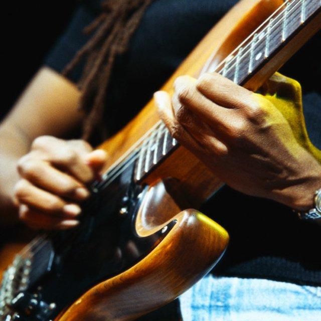 Guitarist Herts