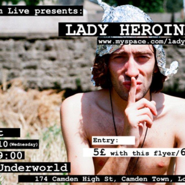 Lady Heroine