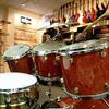 Kev drums