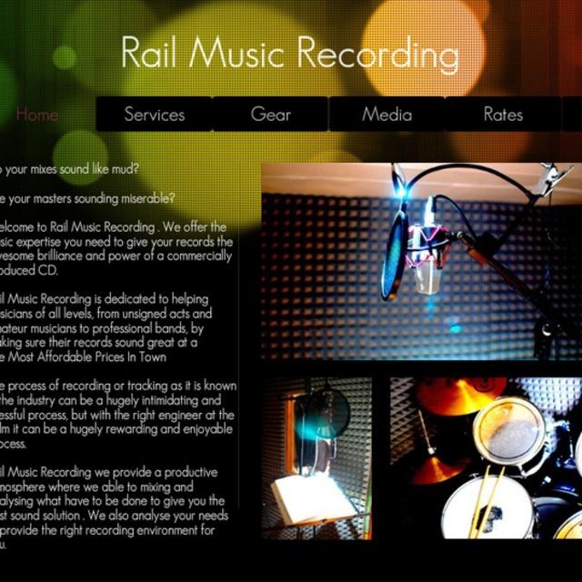 www.rail-musicrecording.com