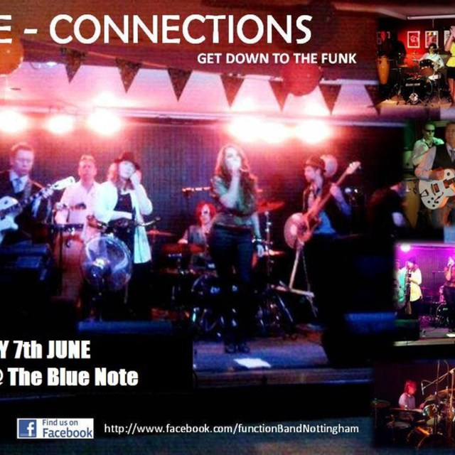 CONNECTIONS BAND