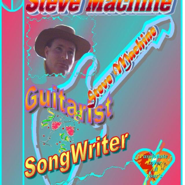 Steve Machine