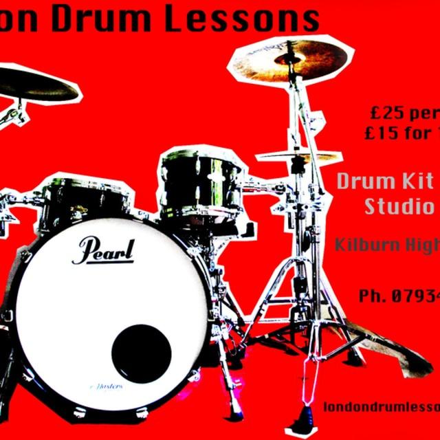 London Drum Lessons