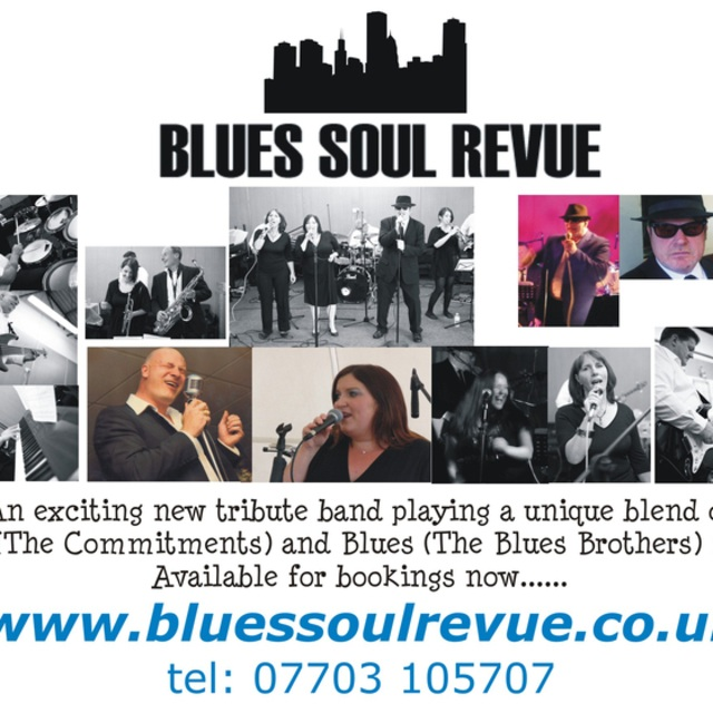 Blues Soul Revue - Blues Brothers Tribute Band, Northants