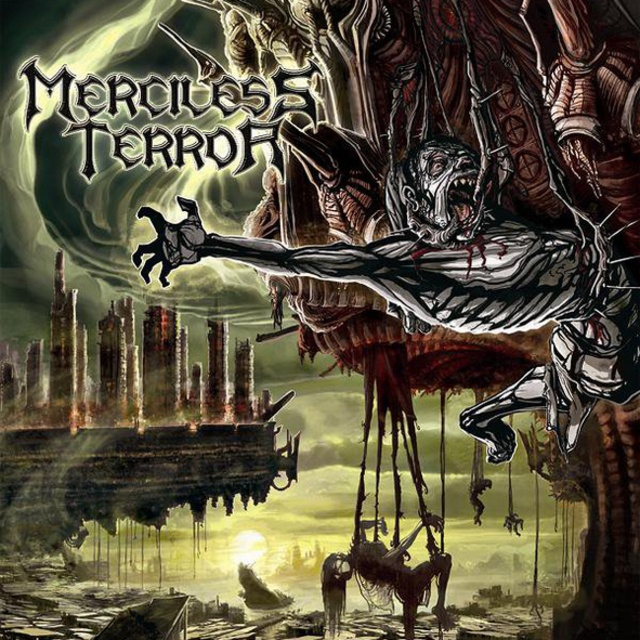 merciless death realm of terror