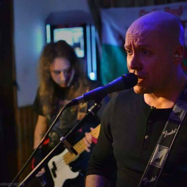 Merthyr rock band