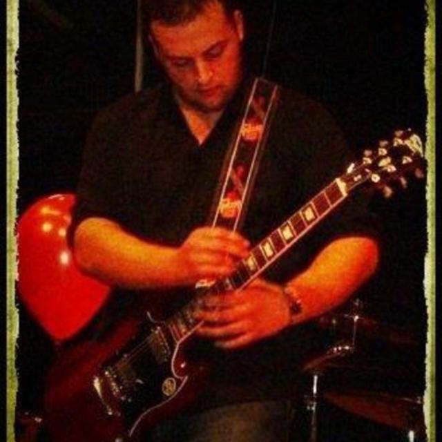 Rob-Lead Guitarist
