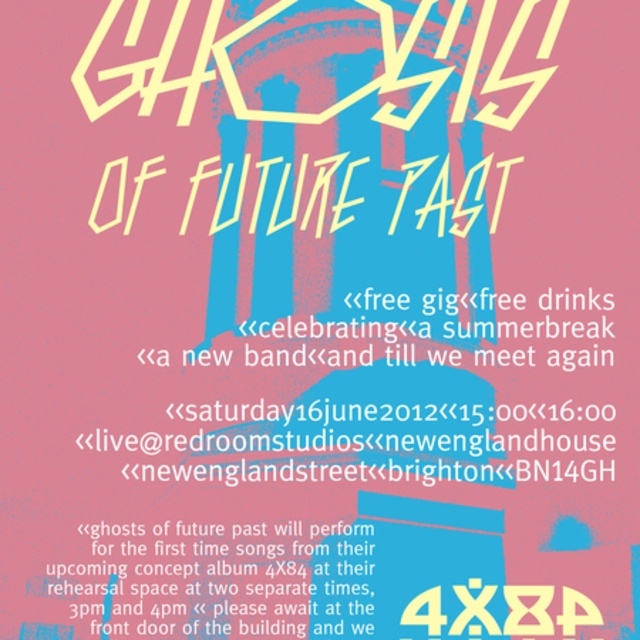 Ghosts of Future Past - Band in Brighton and Hove EN