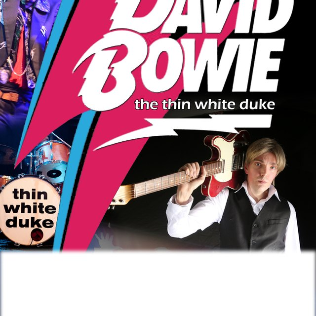 The thin white duke - David Bowie Tribute