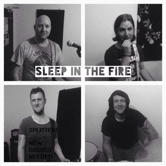 Sleep In The Fire