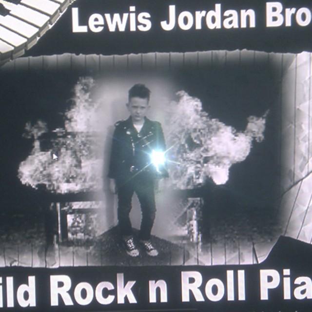 Lewis Jordan Brown and the Hot Shots