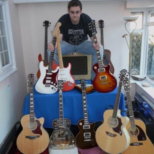 Rock/Blues Guitar