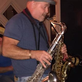 Mark Whaymand AKA Saxophone Joe