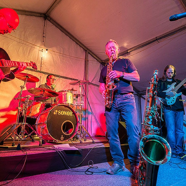 The Martyn Court Band