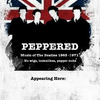 Peppered