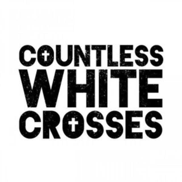 Countless White Crosses