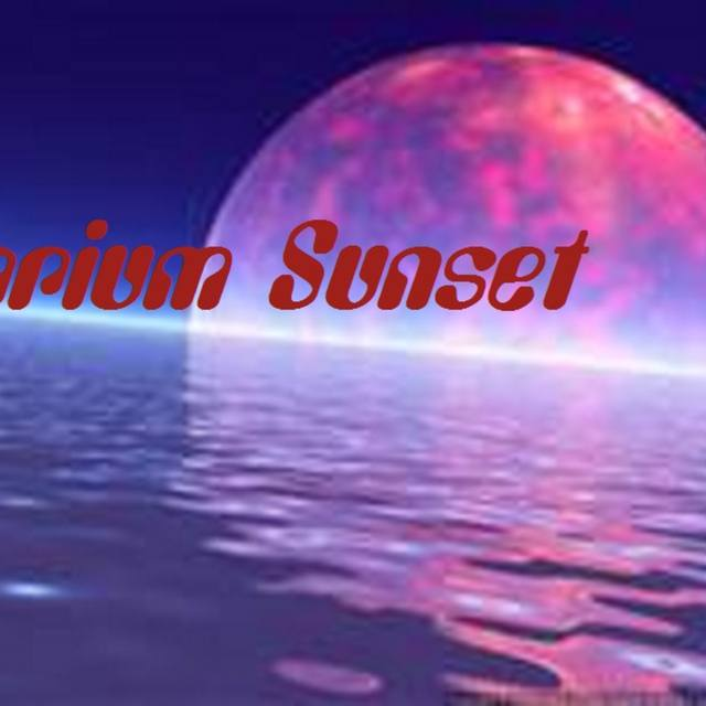 Barium Sunset